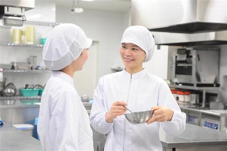 ホンダ施設内の社員食堂にて、社員のみなさんに栄養満点でおいしい食事を提供してくれる方を募集します